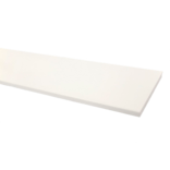 Wallmann afkortet vinduesplade endekantet hvid 22x400x1590 mm ~