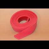 Lewis Sylomer TSS trinlydstrimler rød 12x80x5000 mm ~