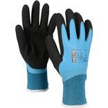 OX-ON  Winter Comfort 3309 vinterhandske blå str. CE 10