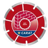 Carat CTA standard fugefræseklinge t/abrasive fuger Ø125x6 mm