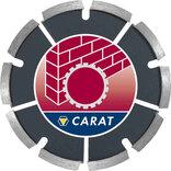Carat CTP premium fugefræseklinge t/hårde cementfuger Ø125x6 mm