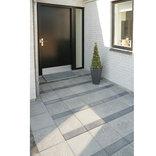 IBF Betonflise 50x50x5 cm, grå ¤