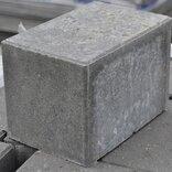 IBF Bondesten kantblok 14x21x14 cm, grå ¤