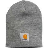 Carhartt hue acrylic knit hat - Grey