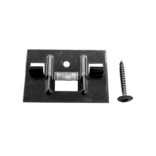 Cedral clips inkl. skrue 250 stk. ~
