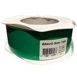 Bravo PE-dampspærretape grøn 50 mm x 25 meter ~