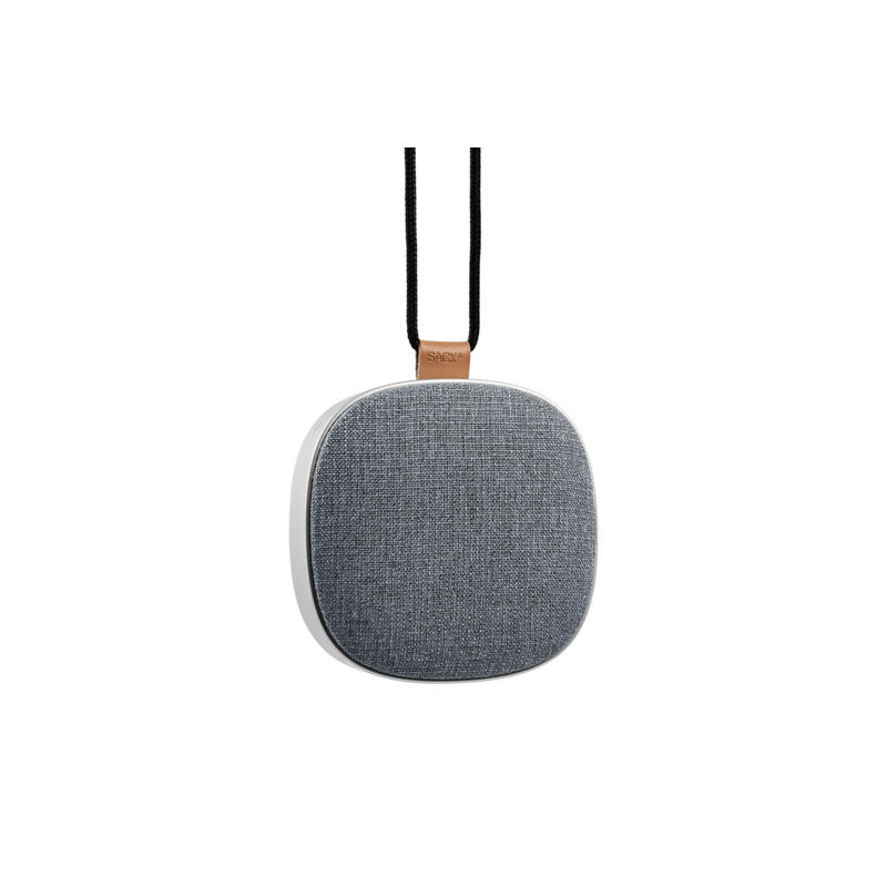 SACKit WooFit Go Bluetooth højttaler – Dusty Blue