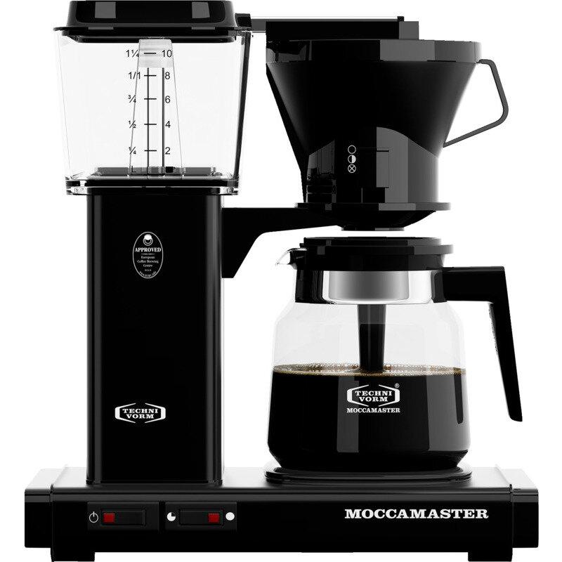 Moccamaster Kaffemaskine Kb952 Ao-b Black
