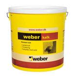 Weber stampet kalk, 15 kg ~