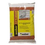 Weber 7,7% strandmørtel 0-2 mm. 15 liter ~