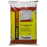 Weber 6,6% bakkemørtel 0-4 mm. 15 liter ~