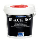 Abena renseserviet 150 ark Black Box, dispenser box