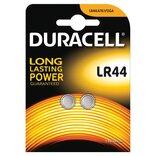 Duracell Electronics knapcell batteri LR44 2 stk.