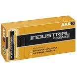 "Duracell Industrial batteri LR03 ""AAA"" 10 pk."