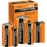 "Duracell Industrial batteri LR6 ""AA"" 10 stk."