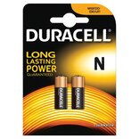 Duracell Security batteri 1,5 V LR1 2 stk.