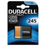 Duracell Ultra Foto batteri 6V/Lithium 245 1 stk.