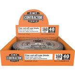 CMT savklinge Contractor 160x2,2x20 Z40W 10 stk. pakke