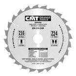 CMT savklinge 216x2,8x30 mm. Z24W neg.