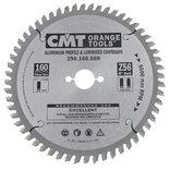 CMT savklinge 160x2,2x20 mm. Z40 NE neg.