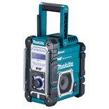 Makita DMR112 CXT Bluetooth DAB+ radio LXT