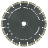 Carat CEE laser diamantklinge økonomi universal Ø125 mm