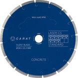 Carat CS diatex laser diamantklinge beton standard Ø230 mm