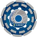 Carat CUDG diamantkopsten standard Ø125 mm
