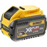 DeWALT 18/54V XR flexvolt batteri 3/9 Ah