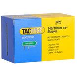 DVA Tacwise klammer 140/10 mm 5000 stk