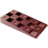 Knudsen Kilen plastkile brun 15x45x90 mm ~