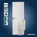 Swedoor Compact/03 hvid 40x725x2040 mm ~
