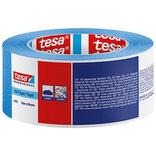 Tesa afdæknings/malertape 50 m x 50 mm blå