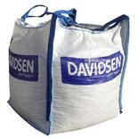 Davidsen 6,6% bakkemørtel 0-4 mm. 500 liter BigBag ~