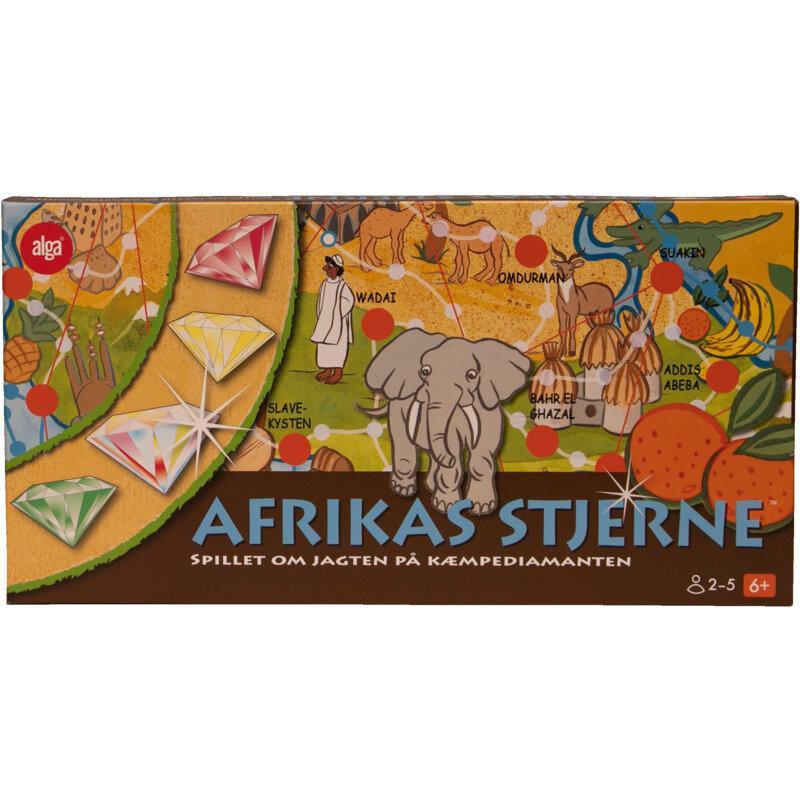 Afrikas Stjerne Brætspil