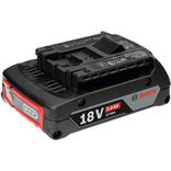 Bosch 18V 3,0 Ah Li-ion batteri