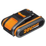 Worx batteri 20V 2,0 Ah batteri