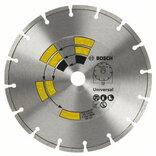 Bosch diamantskæreskive universal top Ø230 mm