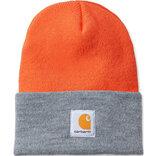 Carhartt hue acrylic watch hat - Grå/orange