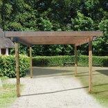 Frode carport (320 x 374 cm) ~