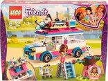 LEGO Friends Olivias missionskøretøj