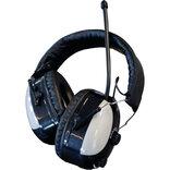 Høreværn med AM/FM radio