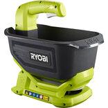 Ryobi OSS1800 akku frø- og gødningsspreder 18V solo (u/batteri og lader)