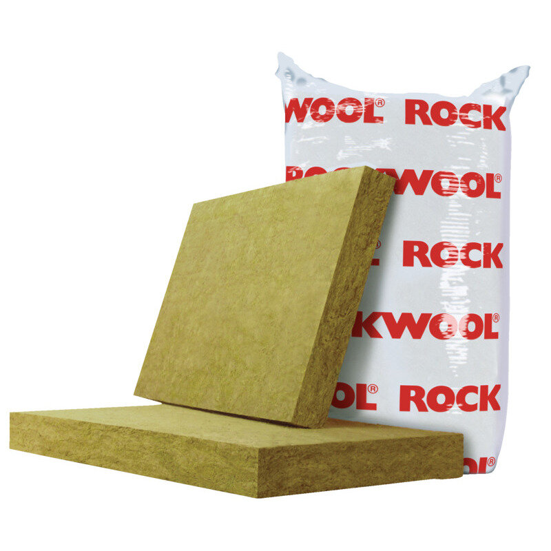 isolering priser rockwool