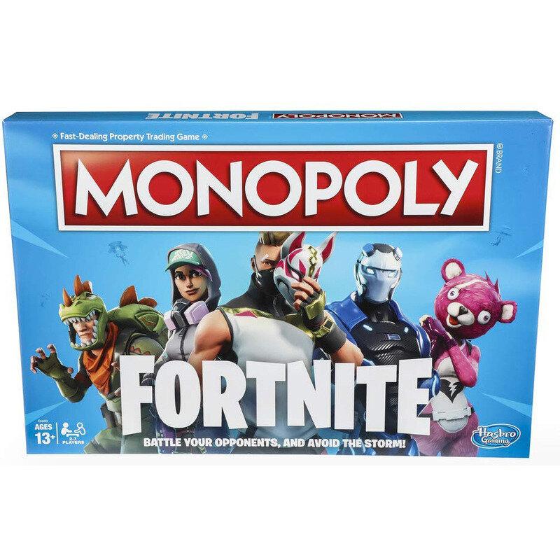 Monopoly Fortnite - Brætspil