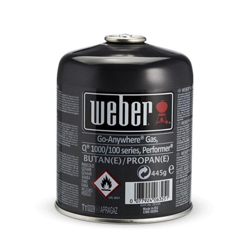 Billede af Weber® gasdåse 445 gr.