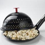 Bon-Fire poptop Ø 20 cm popcornnet sort emalje