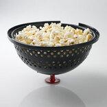 Bon-Fire poptop Ø 28 cm popcornnet sort/rød emalje