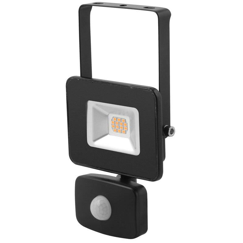 Nor-tec Led Arbejdslampe 10 Watt Med Sensor