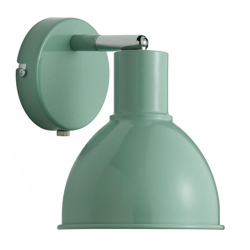 Nordlux Pop Væglampe E27 - Lys Grøn
